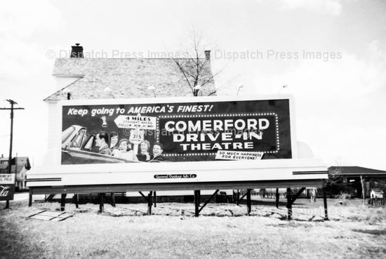 Comerford Drive In | American Dream | Americana