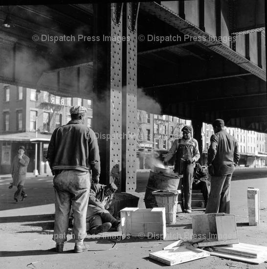 Homeless - West Side Highway