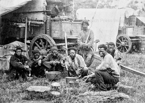 Slavery in the Civil War