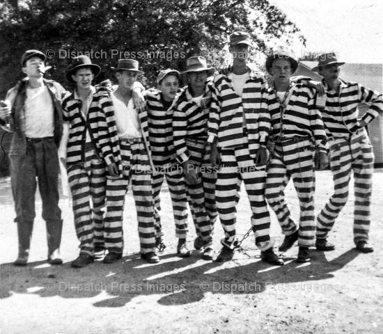 Georgia Chain Gang
