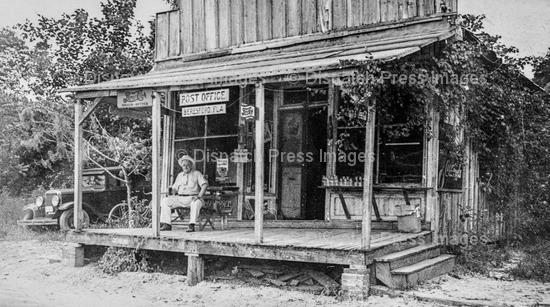 Post Office: Beresford, Florida (1941)