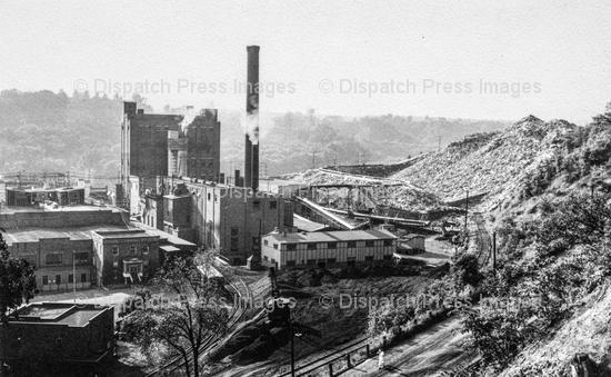 Coal Mine Town