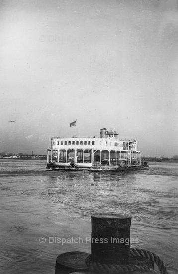 Mississippi River Ferry