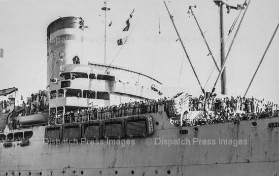 Jewish Refugee Ship