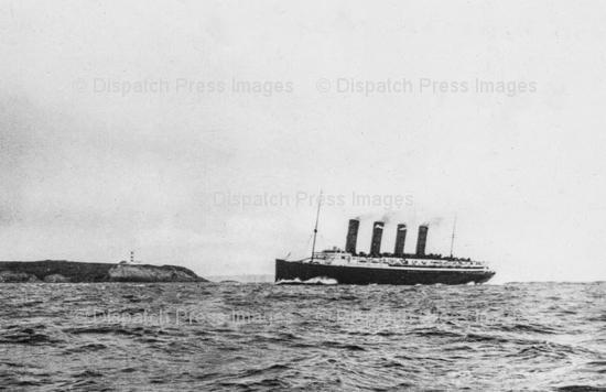 Last Voyage of RMS Lusitania