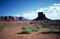 The Mitten at Monument Valley