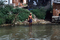 Man Washing Vegetables in the Grand Canal