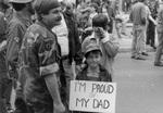 Vietnam Vet and Son