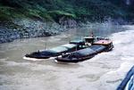 Yangtze Barges