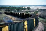 Empty Coal Hoppers