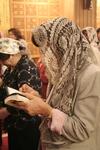 Egyptian Coptic Woman in Prayer