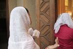 Coptic Woman Praying