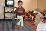 Children Love of Arms in Yemen