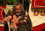 Portrait of a Maori Old Man