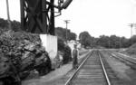 Man on the Tracks