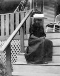 The Lady on the Steps