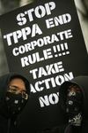 Anti-Trans-Pacific Partnership Agreement (TPPA)
