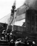 Greenbaum Brothers Hardware Store Fire