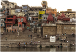 Several Ghats on the Ganges