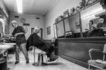 Getting Ready - Barbershop