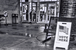 Elections - Vote - Polling Station