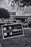 Elections - Vote - Polling Station - President - Hillary Clinton