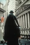 George Washington Statue on Wall Street
