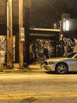 Graffiti En El Barrio