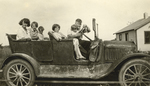 Migrants Bound for Los Angeles c.1931