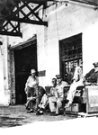 The Men At Tubb's Garage