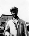 Mathew Sinclair: Gas Station Attendant